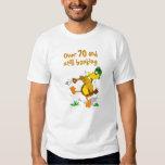 Funny Still Honking Customizable Duck Birthday Shirt