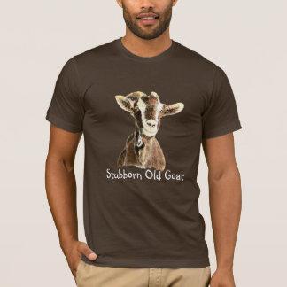 Funny Stubborn Old Goat, Humor, Saying T-Shirt