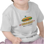 Funny Submarine Sandwich Shirt