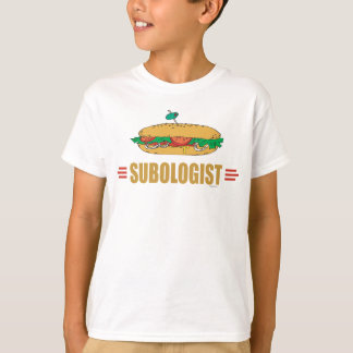 Funny Submarine Sandwich T-Shirt