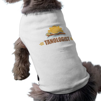 Funny Sun Tanning Pet Clothes