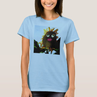Funny Sunflower Sal T-Shirts