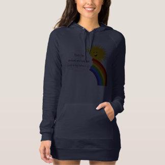 Funny Sunshine and Rainbows Design T Shirt
