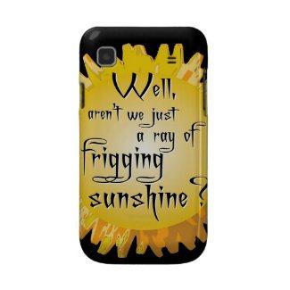 Funny Sunshine casematecase