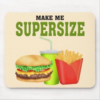 Funny Supersize Mouse Pad