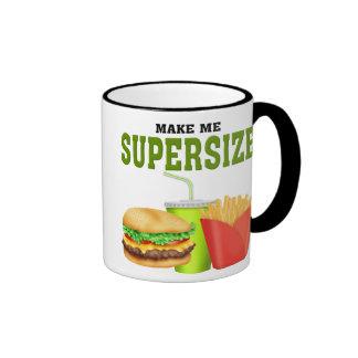 Funny Supersize Ringer Mug