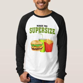 Funny Supersize Shirts