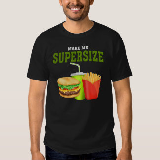 Funny Supersize T-Shirt