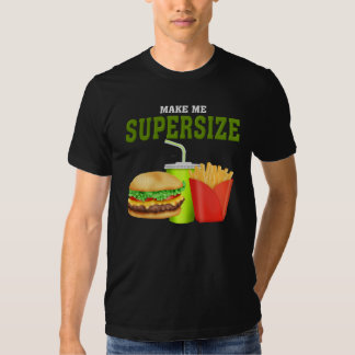 Funny Supersize T-shirts