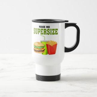 Funny Supersize Travel Mug