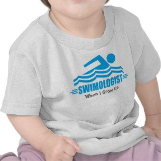 Funny Swimming Shirt