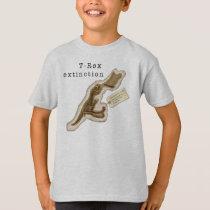 funny T-Rex T-shirt