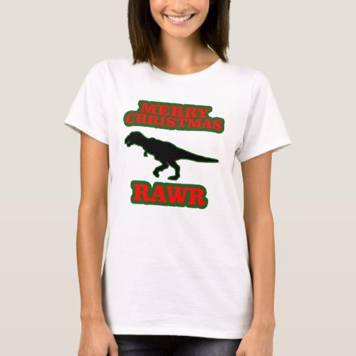 Funny T-Rex Ugly Christmas Sweater Shirts.png After Christmas Sales 5441