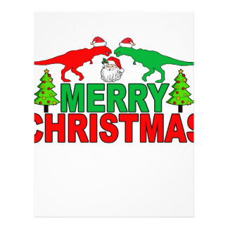 Funny T-Rex Ugly Christmas Sweater Shirts.png Letterhead