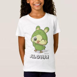 Funny T-shirt Cute Bird Cartoon Anime Character