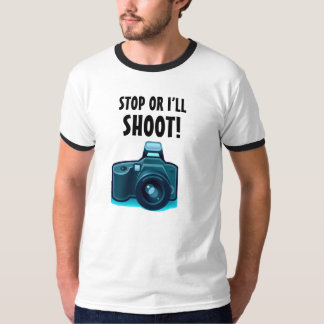 Funny T-Shirt for Photography Enthusiasts