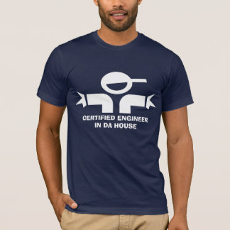 Funny t-shirt with quote for engineer