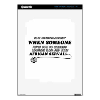 Funny Tabby designs will make a great gift item fo Decal For iPad 3