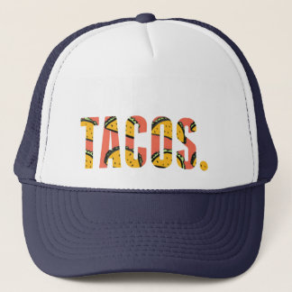 Funny Taco Lover Tacos. Hat
