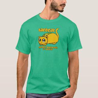 Funny Tacocat Spelled Backwards T-Shirt