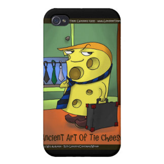 Funny Tai Chi I by Rick London Covers For iPhone 4