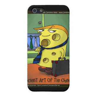 Funny Tai Chi I by Rick London iPhone SE/5/5s Cover