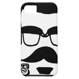 Funny take on Fathers from the 1970's iPhone SE/5/5s Case