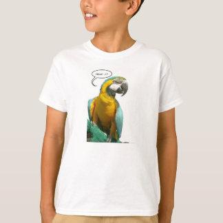 Funny talking parrot T-Shirt