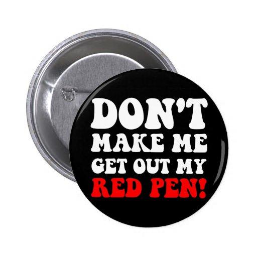 Funny teacher button