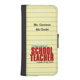 Funny Teacher Case to Customize