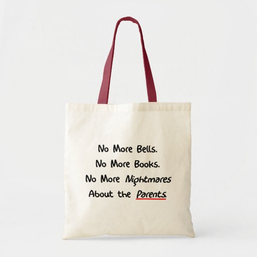 Funny Teacher Retirement Gifts Bag