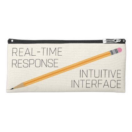 Funny Technology Pencil Case With Name