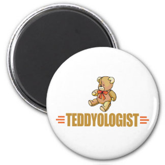 Funny Teddy Bear Collectors Magnet