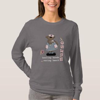 Funny Teddy Bear Nurse T-Shirts