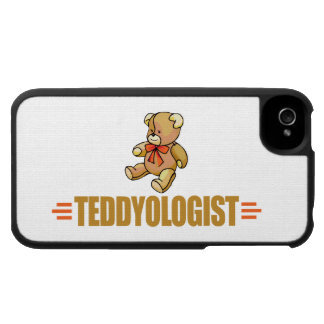 Funny Teddy Bear iPhone 4 Cases