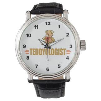 Funny Teddy Bear Watch