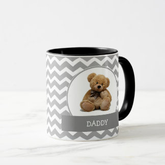 Funny Teddy Bears Father's Day Gift Mugs
