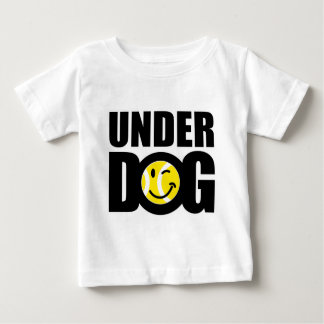 Funny tennis gift with humorous slogan saying baby T-Shirt
