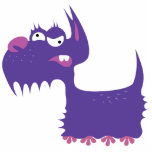 Funny Terrier Cut Out