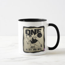 Funny Testicular Cancer Survivor Mug