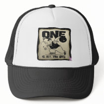 Funny Testicular Cancer Survivor Trucker Hat