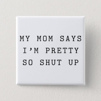 Funny Text Button
