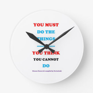 FUNNY Text Comedy Comic Joke Loveit Hateit GIFTS Round Wall Clocks