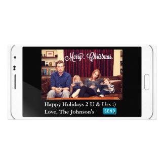 Funny Texting Christmas Horizontal Card