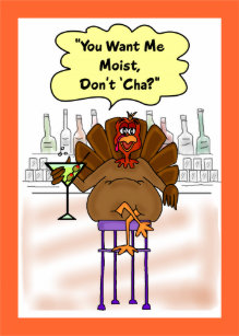 Funny thanksgiving cards for business family create your own funny thanksgiving card moist turkey holiday card m4hsunfo