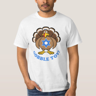 Funny Thanksgiving Hanukkah 2013 [r] T Shirt