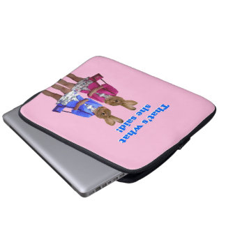 Funny that's what she said text laptop sleeves