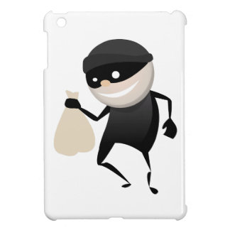 Funny Thief Case For The iPad Mini