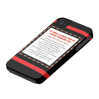 Funny Things I Learned From Chinese Chongqing Dog iPhone 4 Cover