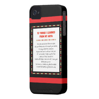 Funny Things I Learned From My Akita iPhone 4 Case-Mate Cases